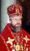 Патриаршее поздравление архиепископу Львовскому Августину с 55-летием со дня рождения